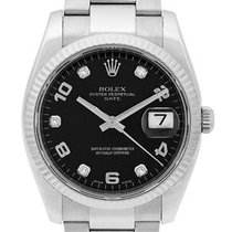 "Rolex Diamond ""Date""."