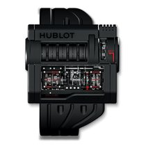Hublot MP-07 Titanium 51mm Zwart