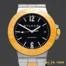 Bulgari Diagono LCV38SG 2004 używany