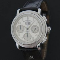 Maurice Lacroix Masterpiece (Submodel) tweedehands 40mm Staal