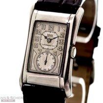 Rolex Vintage Prince Brancard 925/- Silver Bj 1935