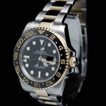 Rolex GMT-Master II 116713LN  Brilliant Condition B&P 10/2016
