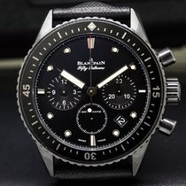 Blancpain 5200-0130-B52A Fifty Fathoms Bathyscaphe Flyback...
