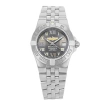 Breitling Galactic  A71340L2/M523-368A Stainless Steel...
