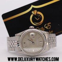Rolex Datejust 1603 Silver Just Serviced
