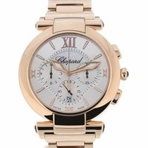 Chopard Imperiale 40 Chronograph Rose Gold