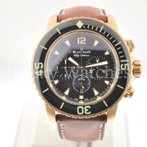 Blancpain Fifty Fathoms Rose gold United States of America, California, Beverly Hills