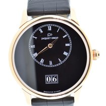 Jaquet-Droz 43mm Automatic pre-owned Black