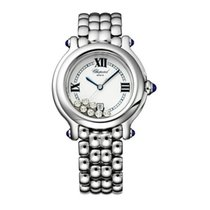 Chopard Happy Sport Steel 32mm White United States of America, Iowa