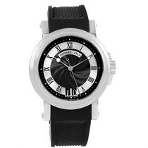 Breguet 39mm Automatic 2012 pre-owned Marine Black