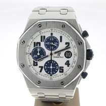Audemars Piguet Royal Oak Offshore NAVY Blue(B&P2007) FULLSTEE...