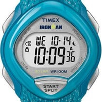 Timex TW5M08800 Timex Women's Ironman Sleek 30 Resin Strap...