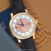 F.P.Journe 42mm Automatic pre-owned Octa Silver