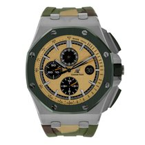 オーデマピゲ Royal Oak Offshore Selfwinding Chronograph Watch