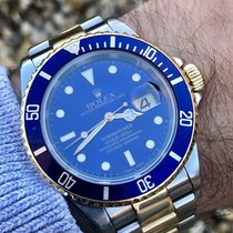 Rolex Submariner (Submodel) pre-owned Gold/Steel