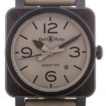 Bell & Ross BR 03 BR0392-DESERT new