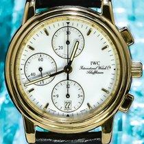 IWC Chronograph 40mm Automatic pre-owned Portofino (submodel) White