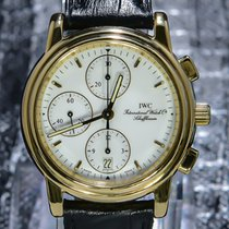 IWC Or jaune 40mm Remontage automatique IW 3703 occasion