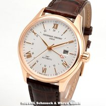Frederique Constant Gold/Steel 42mm Automatic FC-350V5B4 new