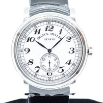 Franck Muller new Manual winding 42mm Steel Sapphire crystal