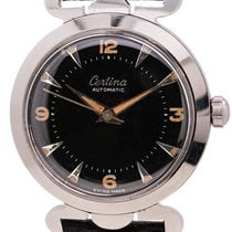 Certina Steel 32mm Automatic 5509 pre-owned