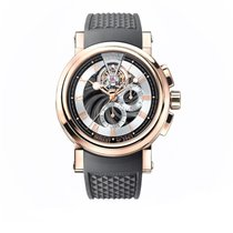 Breguet Chronograph Manual winding pre-owned Marine