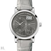 A. Lange & Söhne White gold 36.8mm Manual winding 181.038 new