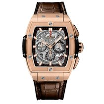 Hublot Spirit of Big Bang Oro rosado 42mm Sin cifras