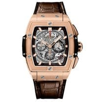 Hublot Rose gold Automatic No numerals 42mm new Spirit of Big Bang