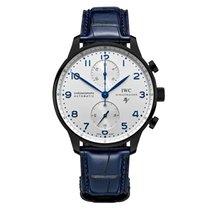 IWC Portuguese Chronograph IW3714 2020 nuevo