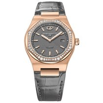 Girard Perregaux 80189D52A232-CB6A Rose gold Laureato 34mm new