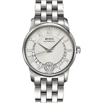 Mido Steel 33mm Automatic M007.207.11.038.00 new