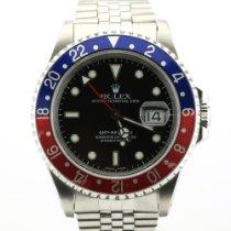 Rolex 16710 Acier 2000 GMT-Master II 40mm occasion
