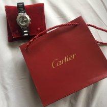 Cartier 21 Chronoscaph 2424 2000 подержанные
