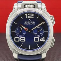 Anonimo 43.4mm Automatic AM-1120.01.003.A03 pre-owned