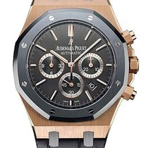 Audemars Piguet Royal Oak Chronograph Black United States of America, Florida, North Miami Beach