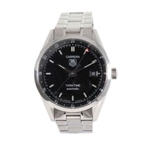 TAG Heuer Wv2115-0 Steel Carrera Calibre 7 39mm pre-owned