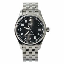 IWC Pilot's Watch Automatic 36 Steel 36mm Grey United States of America, New York, New York