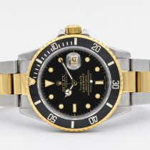 Rolex Submariner Date 16803 1988 pre-owned