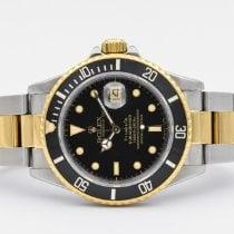 Rolex Submariner Date 16803 1988 gebraucht