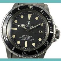 Rolex Sea-Dweller Acero 40mm Negro Sin cifras España, Barcelona