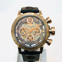 B.R.M Gold/Steel 44mm Automatic B.R.M v8-44 new