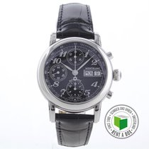 Montblanc Steel 38mm Star pre-owned