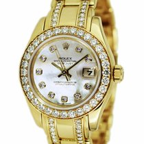 Rolex Lady-Datejust Pearlmaster 29mm Mother of pearl United States of America, Missouri, BRANSON