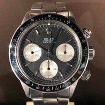 Rolex 6240 Zeljezo 1965 Daytona 37mm rabljen