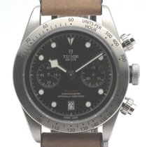 Tudor Black Bay Chrono 79350-0002 2017 pre-owned