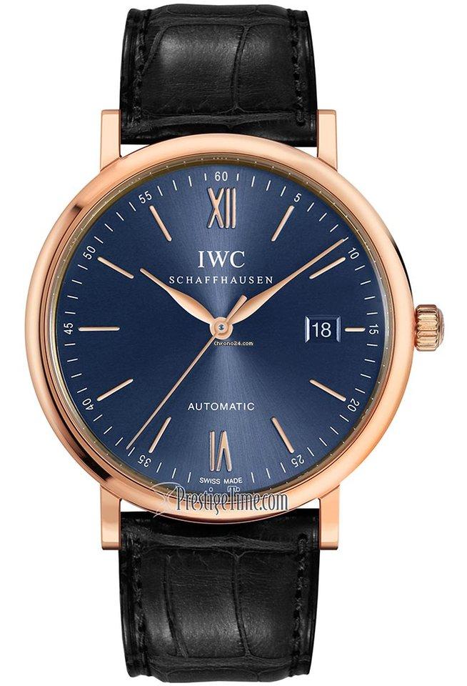 IWC Portofino Automatic IW356522 2021 новые