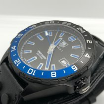 TAG Heuer Formula 1 Calibre 7 Steel 43mm Black No numerals
