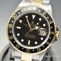Rolex GMT-Master II Gold/Steel 40mm Black No numerals United States of America, Arizona, Scottsdale