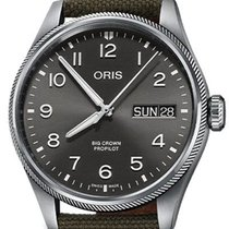 Oris Big Crown ProPilot Day Date Grey